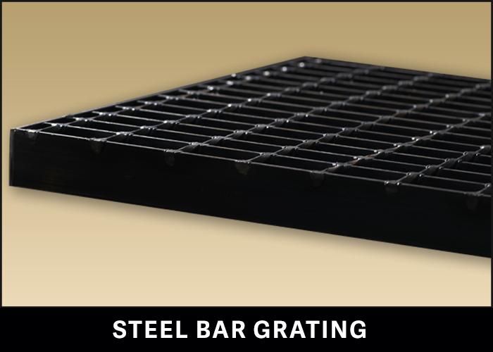 Bar Grating » Accurate Screen & Grating